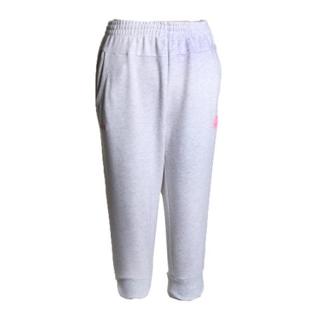 PEAK Fashion dámské 3/4 tepláky - melange grey
