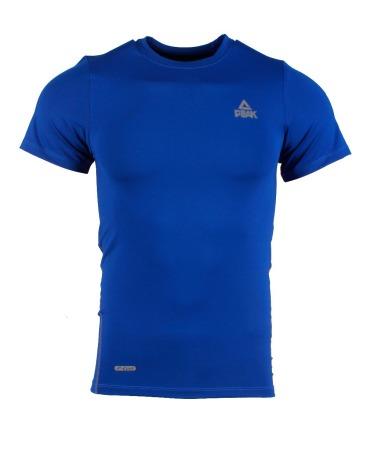 PEAK kompresní triko - blue