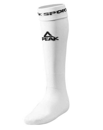 PEAK Fotbalové dětské ponožky - white