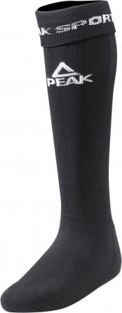 PEAK Fotbalové dětské ponožky - black