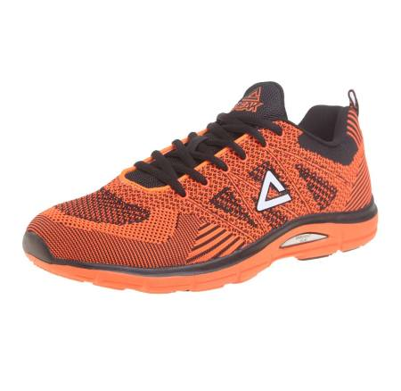 PEAK professional running series - fluorescent orange