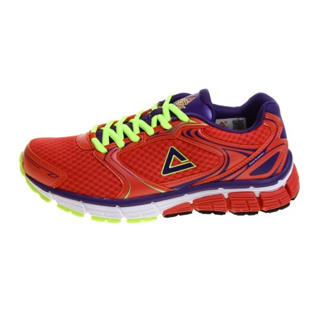 PEAK Běžecká obuv - red