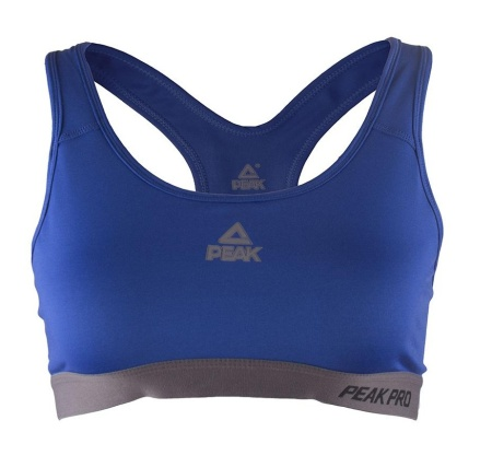 Dámská sportovní podprsenka - blue