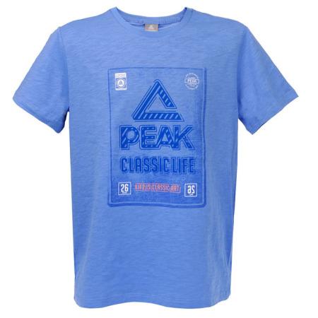 PEAK classic triko - blue