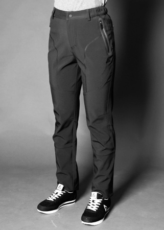 PEAK Casual Outdoor dámské outdoorové kalhoty - black
