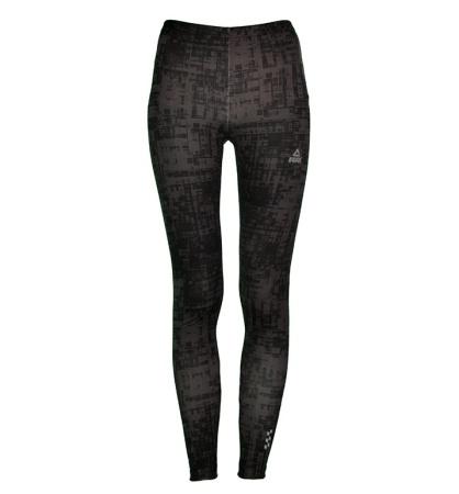 PEAK Elastic Running dámské běžecké kalhoty - dark grey