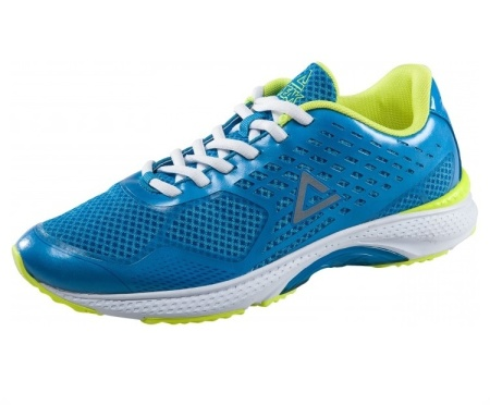 PEAK running series - Blue/Yellow