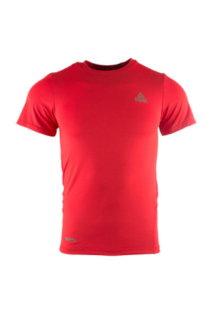 PEAK kompresní triko - red