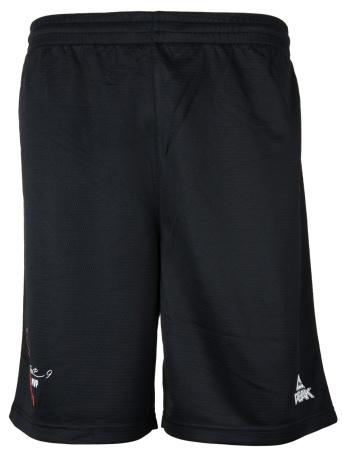 PEAK Tony Parker dětské basketbalové kraťasy - black