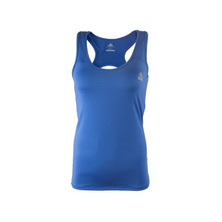 PEAK Run dámské sportovní tílko - blue