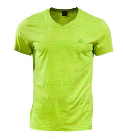 PEAK Classic V pánské triko - fresh green