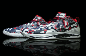 PEAK Dwight Howard DH I - navy/red