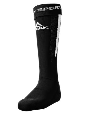 PEAK Fotbalové ponožky - black/white