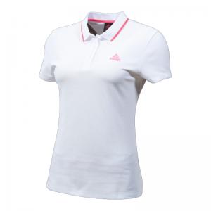 PEAK Classic Polo dámské triko - white