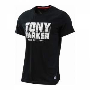 PEAK Tony Parker triko - black